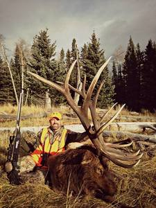 BBD for Lee in Colorado with Traditions Vortek Strikerfire!